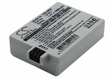 UK Battery for Canon EOS 1000D EOS 450D LP-E5 7.4V RoHS