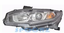 2016 2017 HONDA CIVIC COUPE 2DR EX EX-L EX-T LX HEADLIGHT HEAD LAMP - LEFT