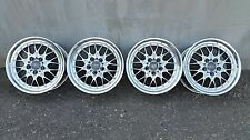Genuine BBS RY 011 BMW E36 Alloy Wheels 5x120 8J ET40 RARE Ceramic Polished Rs