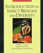 Introduction to Insect Biology and Diversity by Alexander H., III Purcell,...