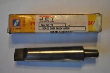 JET DCA-32 561770 #3 MORSE TAPER/ #2 JACOBS TAPER DRILL CHUCK ARBOR ADAPTER, NEW