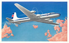 ICELANDIC AIRLINES LOFTLEIDIR - Beautiful & Scarce Airline Issued Postcard, 1955