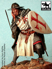 Blackdog Models 75mm SERGEANT KNIGHT TEMPLAR Resin Figure