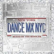 Dance Mix NYC by Riddler (CD, Oct-2001, Tommy Boy)