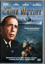 The Caine Mutiny (DVD) Humphrey Bogart, Jose Ferrer, Van Johnson  NEW