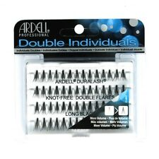 ARDELL Professional Double Individuals Knot-Free Double Flares - Long Black