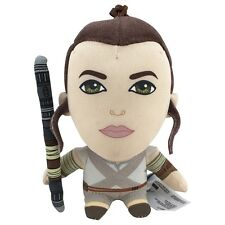 """STAR WARS REY 4"""" TALKING PLUSH WITH CLIP NEW WITH TAGS THE FORCE AWAKENS"""