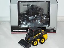 Motorart  No 13784 is the model of the 1.50 scale New Holland l 218 skid steer