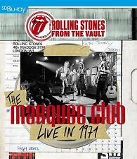 The Rolling Stones - The Marquee Club Live in 1971 (Blu Ray) SEALED