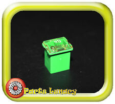 40 AMP Green ULTRA MICRO Fusible Link Fuse Short Low Profile Stubby Parts Lunacy