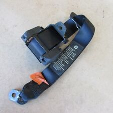 BMW E46 M3 323ci 325ci 330ci CONVERTIBLE REAR SEATBELT WITH CHILD PROTECTION L=R