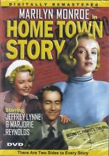 NIP DVD Hometown Story (DVD, 2004) [Slim Case] Marilyn Monroe