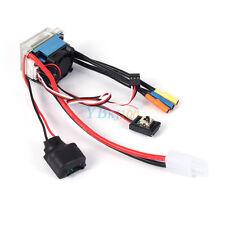 SL V2 ESC 60A Capteur moteur Brushless vitesse contrôle pr RC 1/10 1/12 Voiture