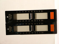 Vintage passive 12K ohm faders by EAG  ( Telefunken wsw Sitral Lawo )