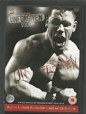 WWE UNFORGIVEN 2006 - UK DVD - (188 mins)