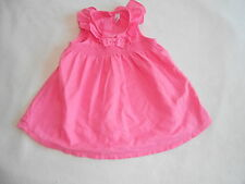 Baby Girls Clothes 0-3 Months -Pretty Next Pink Dress -
