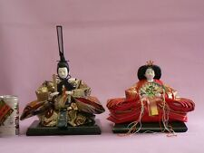 Japanese HINA Doll Set DAIRI & HINA Emperor & Empress NO.2
