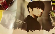 Heo young saeng ss501folded poster Kpop K-pop