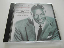 The Very Best Of Nat King Cole Trio (CD Album) Very Good