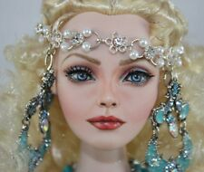 "OOAK GENE REPAINT ""GODDESS OF STARLIGHT""/  LAURIE LEIGH"