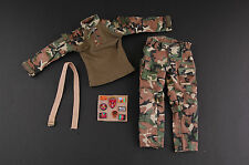 1/6 Scale SOLDIER STORY Marine Raiders MSOT Uniform set / patches