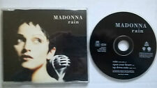 MADONNA RAIN GERMAN  3 TRACK CD W0190CD 1993 QUEEN OF POP OPEN YOUR HEART