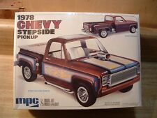 1978 CHEVY STEPSIDE PICKUP ~ MPC MODEL KIT #1-7814 ~1/25~ FACTORY SEALED