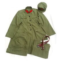 China PLA Red Army Liberation Military Type 65 Uniform Suits SET