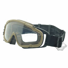 FMA Cooler Fan Version Outdoor Airsoft Paintball Glasses Goggle Ski Antifog Lens