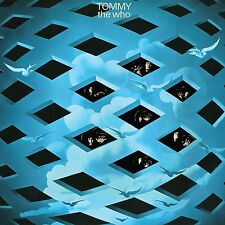 The Who TOMMY Rock Opera GATEFOLD Remastered GEFFEN RECORDS New Vinyl 2 LP