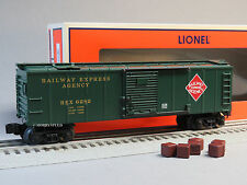 LIONEL REA OPERATING MERCHANDISE CAR #6282 o gauge train box delivery 6-81726