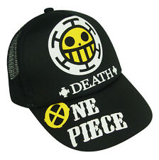 One Piece Trafalgar Law Anime Manga Cap Mütze Neu