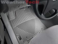 WeatherTech® All-Weather Floor Mats - Toyota Highlander - 2008-2013 - Grey