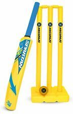 Spartan Size 3 MC Beach Cricket Combo Kit for kids + Free Shiping