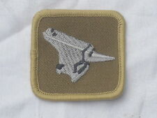 Operation Anvil ,khaki, Abzeichen,TRF,Patch
