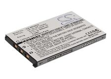 3.7V battery for Casio Exilim Zoom EX-Z77PK, Exilim EX-S500, Exilim EX-S600GD, E