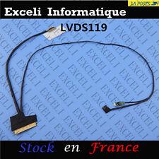 LCD LED PANTALLA PANTALLA VÍDEO CABLE PLANO FLEXIBLE DISPLAY P/N: 450.03N05.0002