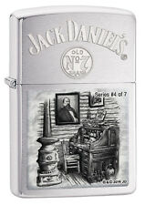 Zippo Limited Edition Jack Daniel's Lynchburg Series 4 Windproof Lighter 28756