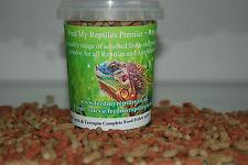 FMR aliment complet pour tortues Granulé de bois 520ml Tube Environ 150g