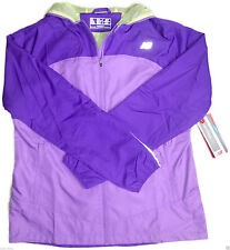 New Balance Sequence Hooded Jacket. Size(L)