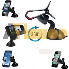 CAR WINDSCREEN SUCTION MOUNT HOLDER CLIP CRADLE FOR MOBILE PHONE PDA SAT NAV