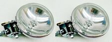 "3.5"" CHROME METAL HOUSING 55 WATT HALOGEN DRIVING/SPOT LIGHTS TRUCK/CAR/SUV##HN"