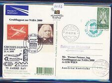 50256) Rheintalflug SF Wien - St.Gallen Schweiz 21.6.2000, GA Irland R!