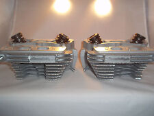 Harley Twin Cam Screamin' Eagle Cylinder Heads Diamond Cut  99-Later Carbureted