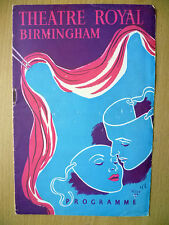 Theatre Royal B'ham 1948-J Shirvell's THE DESERT SONG~O Harbach,O Hammerstein 2n