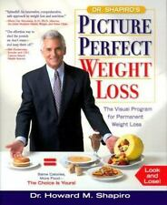 Dr. Shapiro's PICTURE PERFECT WEIGHT LOSS Full Color Pages Compare Foods