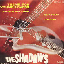 THE SHADOWS Theme For The Young Lovers FR Press Columbia ESRF 1524 EP