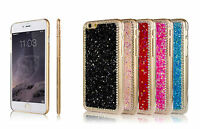 Diamond Series Bling Crystal Rhinestone Hot Case Hard Cover For Mobile Phones