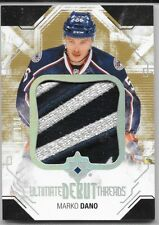 14/15 Ultimate Collection Debut Threads Patch Marko Dano /100 DT-MD Jackets