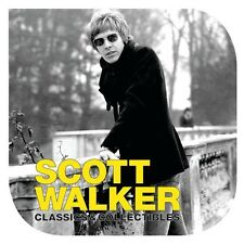 SCOTT WALKER - CLASSICS & COLLECTIBLES  2 CD  45 TRACKS ROCK POP BEST OF  NEU